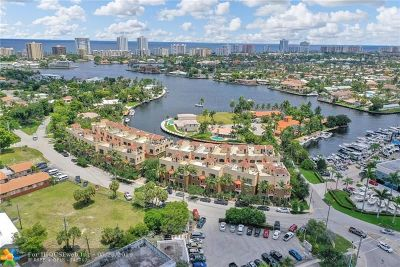 Pompano Beach FL Condo/Townhouse For Sale: $1,045,000
