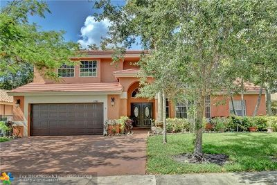 Coconut Creek Single Family Home Backup Contract-Call LA: 4340 NW 53rd Ct