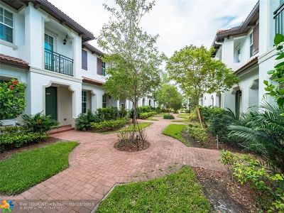 Miramar Condo/Townhouse For Sale: 2959 SW 120th Ter