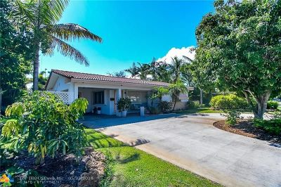 Pompano Beach FL Single Family Home For Sale: $415,000