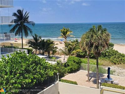 Pompano Beach FL Condo/Townhouse For Sale: $349,999