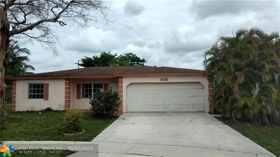 Boca Raton FL Single Family Home For Sale: $224,600