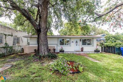 Miami Single Family Home Backup Contract-Call LA: 3071 NW Flagler Ter