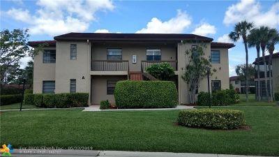 Boca Raton Condo/Townhouse For Sale: 8510 Casa Del Lago #B