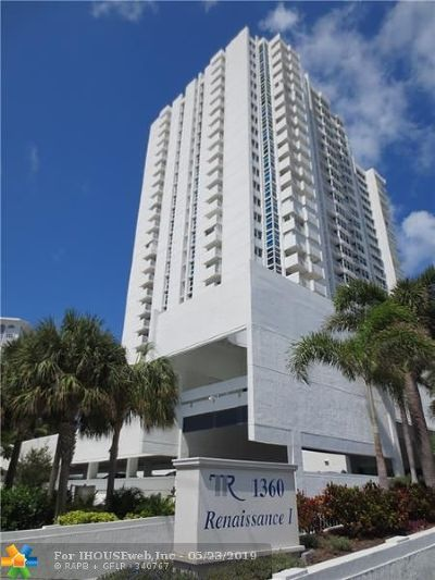 Pompano Beach FL Condo/Townhouse For Sale: $489,900