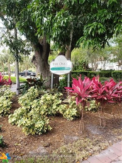 Fort Lauderdale Condo/Townhouse Backup Contract-Call LA: 2877 Hidden Harbour Ct #2877