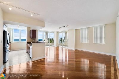 Hallandale Condo/Townhouse For Sale: 2080 S Ocean Dr #311