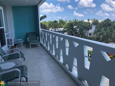 Fort Lauderdale FL Condo/Townhouse For Sale: $288,000