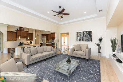 Parkland Single Family Home For Sale: 8945 E Watercrest Cir