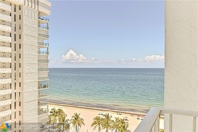 Pompano Beach FL Condo/Townhouse For Sale: $299,000