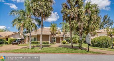 Tamarac Single Family Home For Sale: 7514 Black Olive Ave