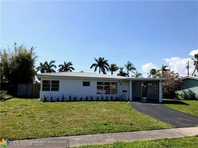 Broward County Single Family Home For Sale: 920 SE 16th St