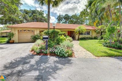 Pompano Beach FL Single Family Home For Sale: $449,900