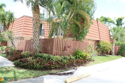 Delray Beach Condo/Townhouse Backup Contract-Call LA: 1505 Augusta Cir #1505
