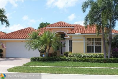 Boynton Beach Single Family Home For Sale: 6569 Jog Palm Drive