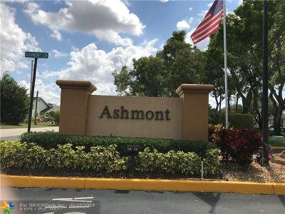 Condo/Townhouse For Sale: 7558 Ashmont Cir #7558