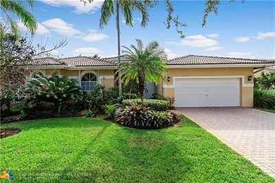 Pembroke Pines Single Family Home For Sale: 18250 NW 16th St