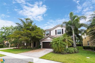 Boynton Beach Single Family Home For Sale: 8180 Ravenna Lakes Drive