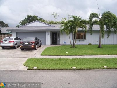Delray Beach Single Family Home For Sale: 3500 Boulevard Chatelaine