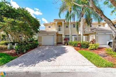 Pembroke Pines Condo/Townhouse Backup Contract-Call LA: 17028 NW 22nd St #17028