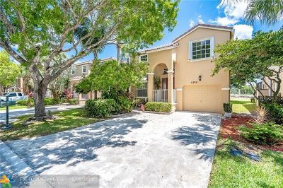 Coral Springs FL Single Family Home For Sale: $355,000