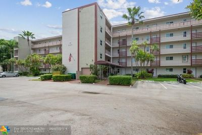 Pompano Beach FL Condo/Townhouse For Sale: $145,000