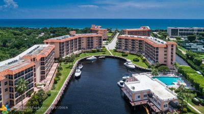 Boca Raton Condo/Townhouse For Sale: 2871 N Ocean Blvd #C505