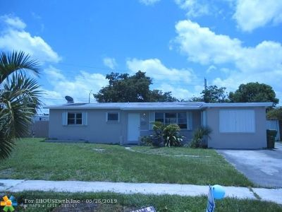 Pembroke Pines Single Family Home Backup Contract-Call LA: 7340 NW 1st Street