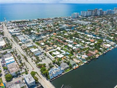 Lauderdale By The Sea Multi Family Home For Sale: 270 Basin Dr