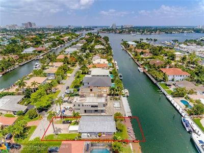 Fort Lauderdale Single Family Home For Sale: 1600 SE 10th St