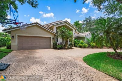 Coral Springs FL Single Family Home For Sale: $499,999