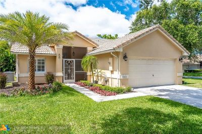 Delray Beach Single Family Home For Sale: 3703 S Lancewood Pl