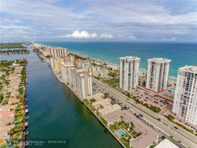 Hollywood Condo/Townhouse For Sale: 2201 S Ocean Dr #2403