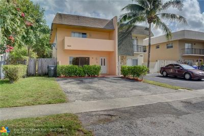 North Lauderdale Single Family Home For Sale: 7969 SW 5th St
