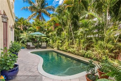 Fort Lauderdale FL Condo/Townhouse For Sale: $990,000