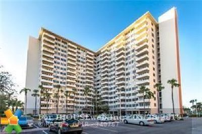 Fort Lauderdale Condo/Townhouse For Sale: 3233 NE 34th St #1118