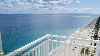 Rental For Rent: 3750 Galt Ocean Dr #PH2001