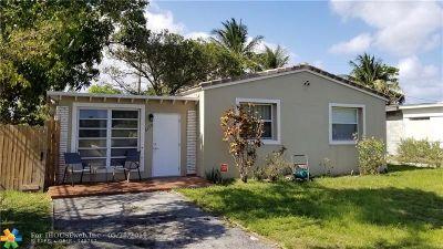 Hollywood Single Family Home Backup Contract-Call LA: 2135 Rodman St