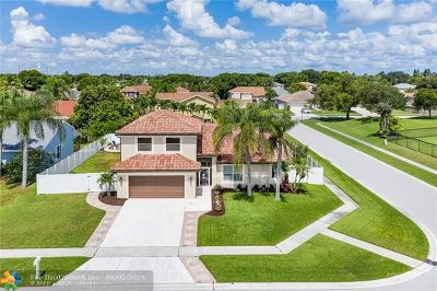 Boynton Beach Single Family Home Backup Contract-Call LA: 9145 Patina Dr