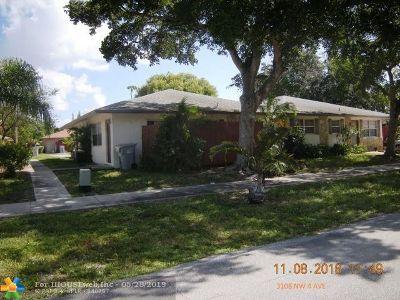 Pompano Beach Condo/Townhouse Backup Contract-Call LA: 3103 NW 3rd Ave #2-125
