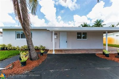 Deerfield Beach Single Family Home For Sale: 271 SE 6th Ave