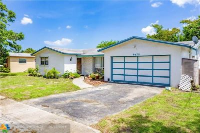 Single Family Home For Sale: 9070 SW 53rd St