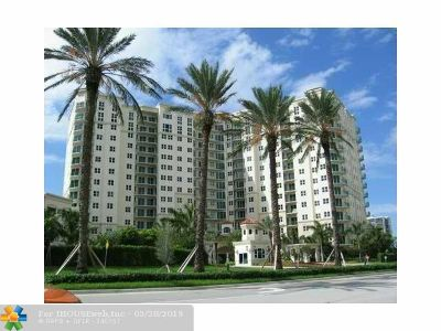 Aventura Condo/Townhouse For Sale: 19900 E Country Club Dr #1011
