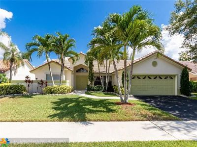 Davie Single Family Home For Sale: 12761 SW 8 Ct