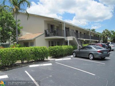 Pompano Beach Condo/Townhouse For Sale: 1000 NW 45th St #A2