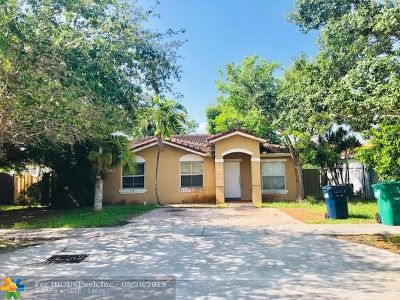Homestead Single Family Home For Sale: 11408 SW 244th Ter