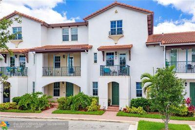 Miramar Condo/Townhouse Backup Contract-Call LA: 11854 SW 27th St #1