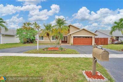Lauderhill Single Family Home Backup Contract-Call LA: 8510 NW 53rd St