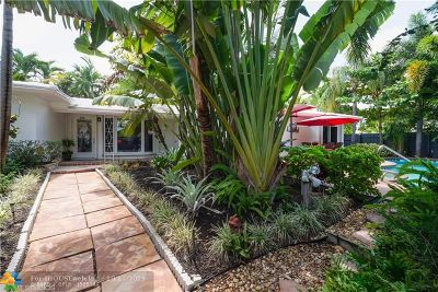 Fort Lauderdale Single Family Home For Sale: 205 NE 16th Ter