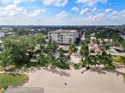 Pompano Beach Condo/Townhouse For Sale: 401 Briny Ave #216
